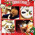 ハッピー クリスマス♪