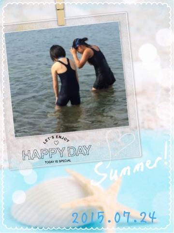 夏休み始まってま〜す♪♪