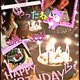 7歳★お誕生日